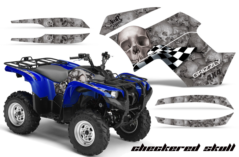 Yamaha Grizzly Graphics